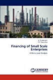 Financing of Small Scale Enterprises 2012 9783843379540 Front Cover