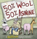 50% Wool 50% Asinine 2010 9780740791543 Front Cover