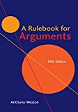 Rulebook for Arguments 5th 2018 9781624666544 Front Cover