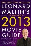 Leonard Maltin's 2013 Movie Guide The Modern Era 2012 9780452298545 Front Cover