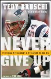 Never Give Up My Stroke, My Recovery, and My Return to the NFL 2008 9780470373545 Front Cover