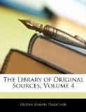 Library of Original Sources 2010 9781141928545 Front Cover