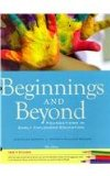 Cengage Advantage Books: Beginnings and Beyond Foundations in Early Childhood Education cover art