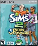 Case art for The Sims 2 Bon Voyage - Mac