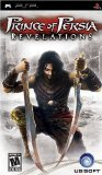 Case art for Prince of Persia: Revelations - Sony PSP