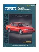 Toyota Camry, 1983-96 1998 9780801989551 Front Cover