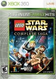 Case art for Lego Star Wars: The Complete Saga - Xbox 360