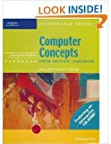 Computer Concepts 5th 2005 Revised  9780619273552 Front Cover