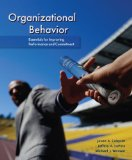 Organizational Behavior Essentials for Improving Performance and Commitment 2009 9780078112553 Front Cover