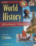 World History - California Edition: Modern Times cover art