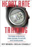 Heart Rate Training 1st 2011 9780736086554 Front Cover