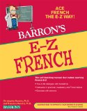 E-Z French 1st 2010 Revised 9780764144554 Front Cover