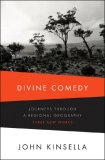 Divine Comedy Journeys Through a Regional Geography 2008 9780393066555 Front Cover