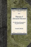 Memoir of Alexander Macomb The Major General Commanding the Army of the United States 2009 9781429021555 Front Cover