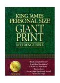 KJV Personal Size Giant Print Reference Bible 1984 9780785202561 Front Cover