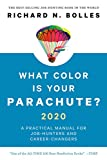 What Color Is Your Parachute? 2020 A Practical Manual for Job-Hunters and Career-Changers 2019 9781984856562 Front Cover
