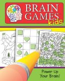 Brain Games Kids (2) 2010 9781605531564 Front Cover