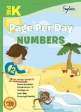 Pre-K Page per Day: Numbers Number Recognition, Writing Numbers 1-10, Counting to 10, Less and More, Comparing and Matching 2012 9780307944566 Front Cover