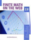 Finite Math on the Web 2.0 2nd 2004 9780534997571 Front Cover