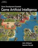 Game Artificial Intelligence 2007 9781418038571 Front Cover