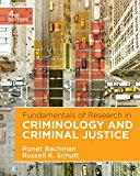 Fundamentals of Research in Criminology and Criminal Justice  cover art