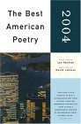 Best American Poetry 2004 Series Editor David Lehman 2004 9780743257572 Front Cover