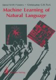 Machine Learning of the Natural Language 1989 9783540195573 Front Cover