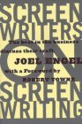 Screenwriters on Screen-Writing The Best in the Business Discuss Their Craft 1995 9780786880577 Front Cover
