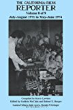 California Chess Reporter 1971-1974 2013 9784871875578 Front Cover