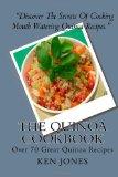 Quinoa Cookbook Over 70 Great Quinoa Recipes 2009 9781449583583 Front Cover