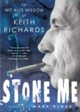 Stone Me The Wit and Wisdom of Keith Richards 2009 9780451227584 Front Cover