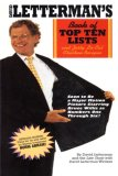 David Letterman's New Book of Top Ten Lists And Wedding Dress Patterns for the Husky Bride 1996 9780553763584 Front Cover