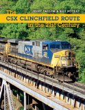CSX Clinchfield Route in the 21st Century 2011 9780253223586 Front Cover