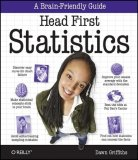 Head First Statistics A Brain-Friendly Guide 1st 2008 9780596527587 Front Cover
