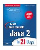 Sams Teach Yourself Java 2 in 21 Days 2nd 2000 9780672319587 Front Cover