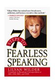 7 Steps to Fearless Speaking 1999 9780471321590 Front Cover
