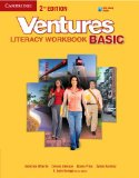 VENTURES BASIC LITERACY WORKBOOK WITH AUDIO CD 2ND EDITION 2nd 2013 Revised 9781107668591 Front Cover