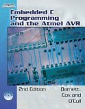 Embedded C Programming and the Atmel AVR 2nd 2006 Revised  9781418039592 Front Cover