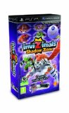 Case art for Invizimals Shadow Zone : Game plus PSP Camera