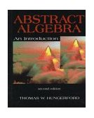 Abstract Algebra An Introduction 2nd 1996 Revised  9780030105593 Front Cover