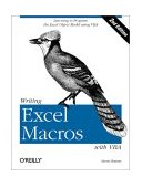 Writing Excel Macros with VBA 2nd 2002 9780596003593 Front Cover