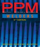 Practical Problems in Mathematics for Welders 6th 2011 Revised 9781111313593 Front Cover