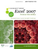 Microsoft Office Excel 2007 2010 9780538475594 Front Cover