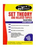 Schaum's Outline of Set Theory and Related Topics 2nd 1998 Revised  9780070381599 Front Cover