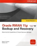 Oracle RMAN 11g Backup and Recovery 2010 9780071628600 Front Cover