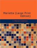 Marietta A Maid of Venice 2007 9781426492600 Front Cover