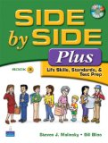 Value Pack Side by Side Plus 3 Student Book and Activity and Test Prep Workbook 3 cover art