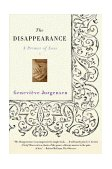 Disappearance A Primer of Loss 2000 9780393320602 Front Cover