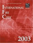 International Fire Code 2003 2003 9781892395603 Front Cover