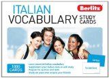 Italian - Berlitz Vocabulary Study Cards 2nd 2011 9789812689603 Front Cover